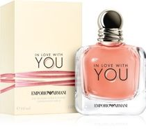 EMPORIO ARMANI(エンポリオアルマーニ) 香水・フレグランス 新作! 【EMPORIO ARMANI】In Love With You EDP 100ml WOMEN'S