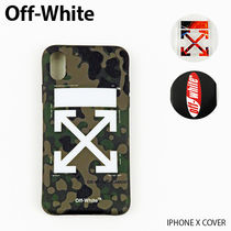 2019SS Off-White IPHONE X COVER OMPA007S1929 スマホケース