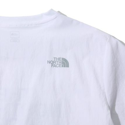 THE NORTH FACE Tシャツ・カットソー 【THE NORTH FACE】★ NEW ★ CITY POCKET NUPTSE S/S R/TEE(5)