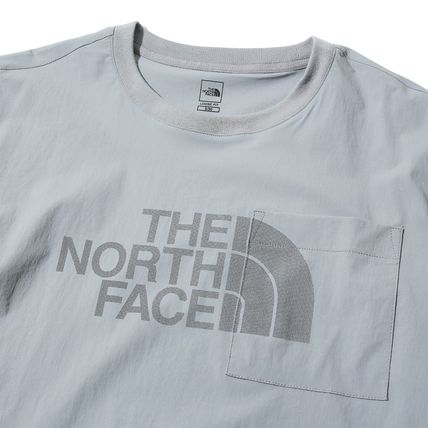 THE NORTH FACE Tシャツ・カットソー 【THE NORTH FACE】★ NEW ★ CITY POCKET NUPTSE S/S R/TEE(9)