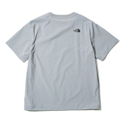 THE NORTH FACE Tシャツ・カットソー 【THE NORTH FACE】★ NEW ★ CITY POCKET NUPTSE S/S R/TEE(10)