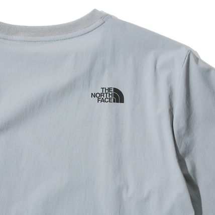 THE NORTH FACE Tシャツ・カットソー 【THE NORTH FACE】★ NEW ★ CITY POCKET NUPTSE S/S R/TEE(11)