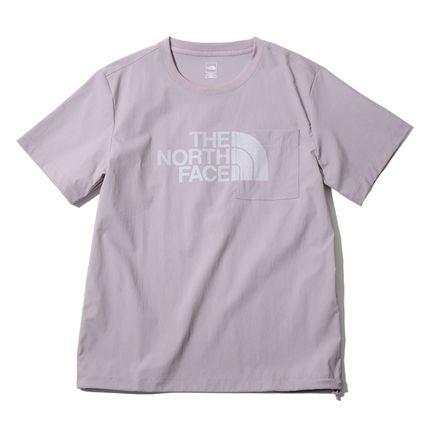 THE NORTH FACE Tシャツ・カットソー 【THE NORTH FACE】★ NEW ★ CITY POCKET NUPTSE S/S R/TEE(14)