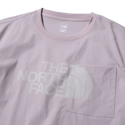 THE NORTH FACE Tシャツ・カットソー 【THE NORTH FACE】★ NEW ★ CITY POCKET NUPTSE S/S R/TEE(15)