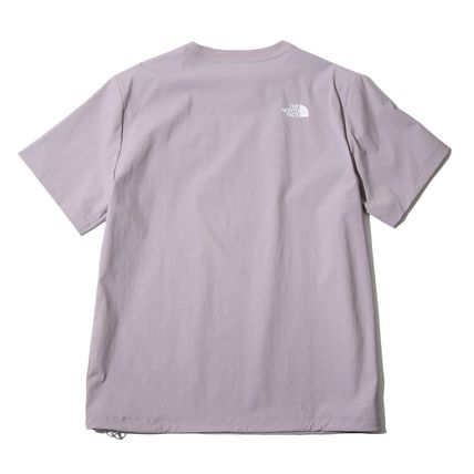 THE NORTH FACE Tシャツ・カットソー 【THE NORTH FACE】★ NEW ★ CITY POCKET NUPTSE S/S R/TEE(16)