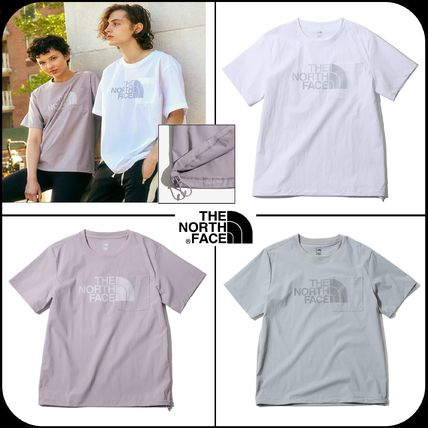 THE NORTH FACE Tシャツ・カットソー 【THE NORTH FACE】★ NEW ★ CITY POCKET NUPTSE S/S R/TEE