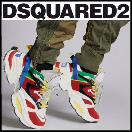 D SQUARED2★The Giant Sneakers
