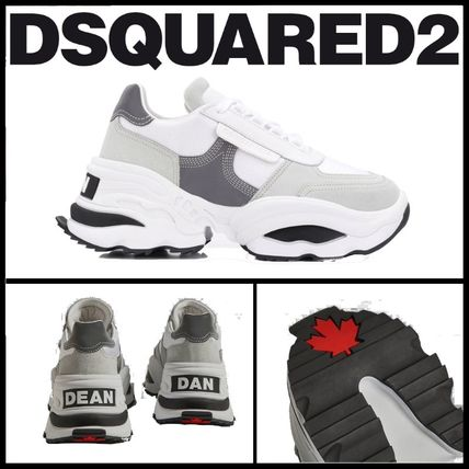 D SQUARED2★Bionic Sport The Giant Hike Sneakers