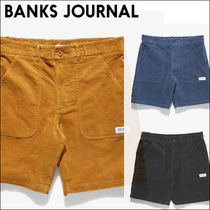 BANKS JOURNAL【到着済】ウォークショーツ BIG BEAR WALKSHORT