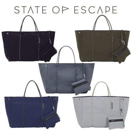 State of Escape マザーズバッグ 送料込【STATE OF ESCAPE】Escape tote エスケープトート