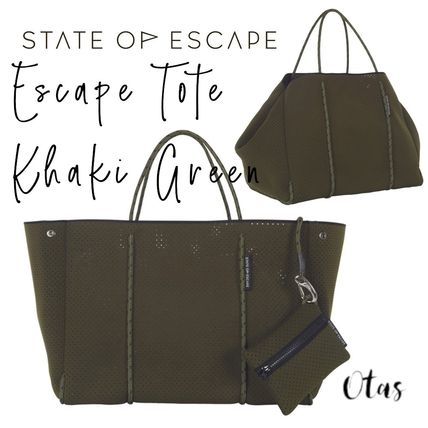 State of Escape マザーズバッグ 送料込【STATE OF ESCAPE】Escape tote エスケープトート(8)