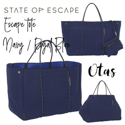 State of Escape マザーズバッグ 送料込【STATE OF ESCAPE】Escape tote エスケープトート(12)