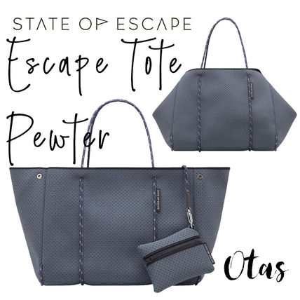 State of Escape マザーズバッグ 送料込【STATE OF ESCAPE】Escape tote エスケープトート(18)