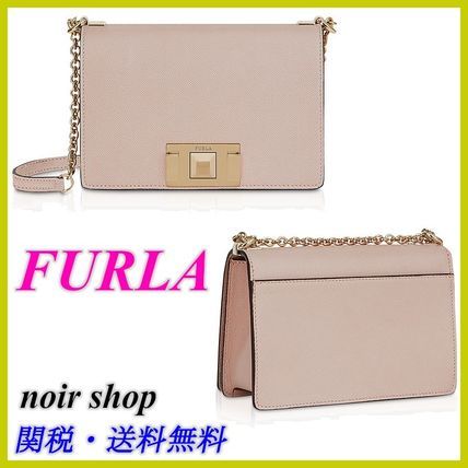 【FURLA】Mimi Mini Crossbody Bag ピンク