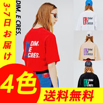 DIM E CRES(ディム エ クレス) Tシャツ・カットソー 【DIM E CRES】◆Tシャツ◆ 韓国ブランド/関税・送料込