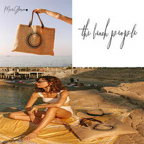 【The Beach People】モンソレイユジュートバッグ