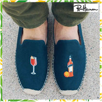 RonHerman取扱*SOLUDOS★Men's The Spritz Smoking Slipper