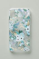 【Anthropologie】Rifle Paper Co. Garden Party iPhone Case