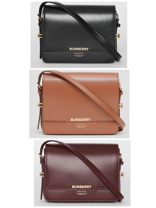 《Burberry》Small Leather Grace Bag〓UK買付