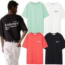 ANDERSSON BELL UNISEX ANDERSSON RESORT COLLECTION T-SHIRT4色
