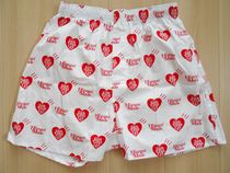 超限定 京都 Human Made x Girls Don't Cry HEART BOXER SHORTS