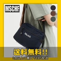 ★MISCHIEF★ NYLON MINI CROSS BAG