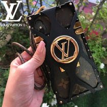 LOUIS VUITTON フォンホルダー・ルイーズ Phone 8 Plus/XR/XR Max