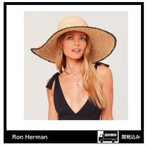 424【Ron Herman】L* SPACE BETH ハット