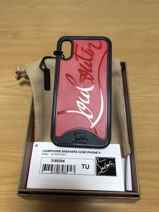 Christian Louboutin スマホケース・テックアクセサリー 正規品 Christian Louboutin iPhone case for 7/8 7+/8+ X/XS(13)