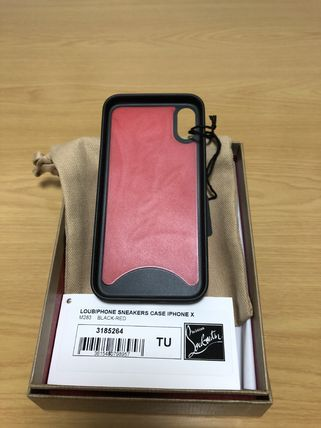 Christian Louboutin スマホケース・テックアクセサリー 正規品 Christian Louboutin iPhone case for 7/8 7+/8+ X/XS(14)