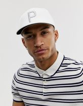 Puma Golf snapback cap in white 02144804
