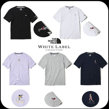 THE NORTH FACE Tシャツ・カットソー 【THE NORTH FACE】★ DELANO S/S R/TEE