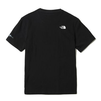 THE NORTH FACE Tシャツ・カットソー 【THE NORTH FACE】★ DELANO S/S R/TEE(2)
