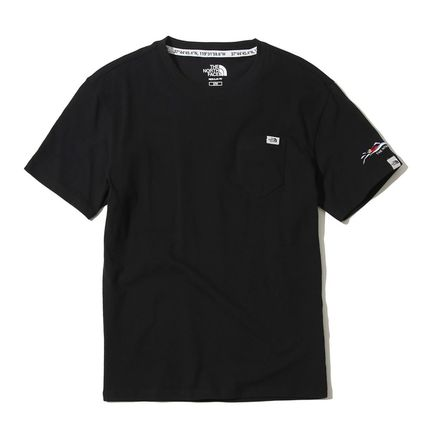 THE NORTH FACE Tシャツ・カットソー 【THE NORTH FACE】★ DELANO S/S R/TEE(4)