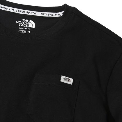 THE NORTH FACE Tシャツ・カットソー 【THE NORTH FACE】★ DELANO S/S R/TEE(5)