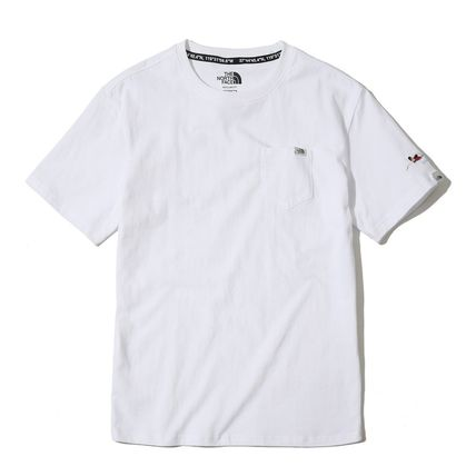 THE NORTH FACE Tシャツ・カットソー 【THE NORTH FACE】★ DELANO S/S R/TEE(6)