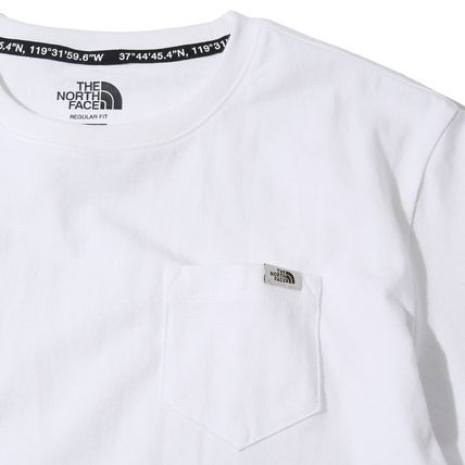 THE NORTH FACE Tシャツ・カットソー 【THE NORTH FACE】★ DELANO S/S R/TEE(8)