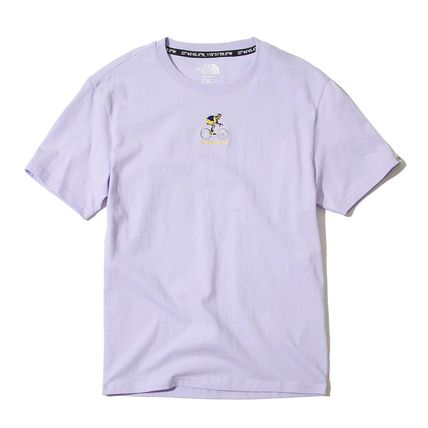 THE NORTH FACE Tシャツ・カットソー 【THE NORTH FACE】★ DELANO S/S R/TEE(10)