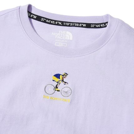 THE NORTH FACE Tシャツ・カットソー 【THE NORTH FACE】★ DELANO S/S R/TEE(11)