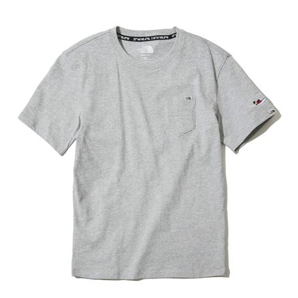 THE NORTH FACE Tシャツ・カットソー 【THE NORTH FACE】★ DELANO S/S R/TEE(14)