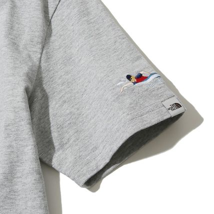THE NORTH FACE Tシャツ・カットソー 【THE NORTH FACE】★ DELANO S/S R/TEE(15)
