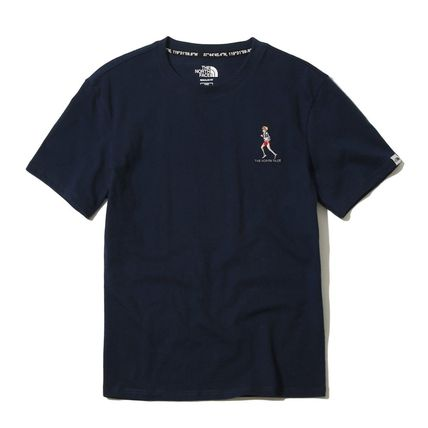 THE NORTH FACE Tシャツ・カットソー 【THE NORTH FACE】★ DELANO S/S R/TEE(17)
