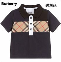 【Burberry】【Baby】【ポロシャツ】【送料込み】