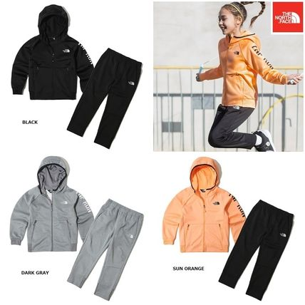 THE NORTH FACE キッズスポーツウェア 【新作】THE NORTH FACE ★ キッズ  K'S KEEP FIT TRAINING SET