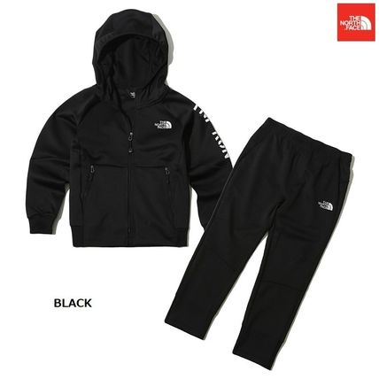 THE NORTH FACE キッズスポーツウェア 【新作】THE NORTH FACE ★ キッズ  K'S KEEP FIT TRAINING SET(2)