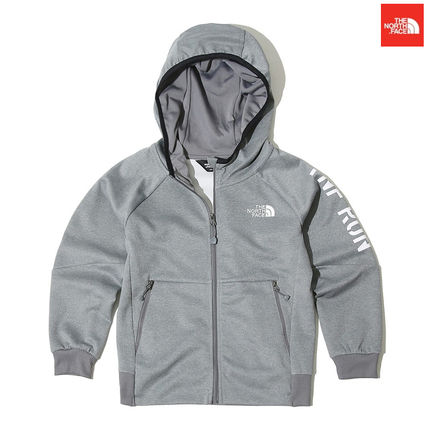 THE NORTH FACE キッズスポーツウェア 【新作】THE NORTH FACE ★ キッズ  K'S KEEP FIT TRAINING SET(9)