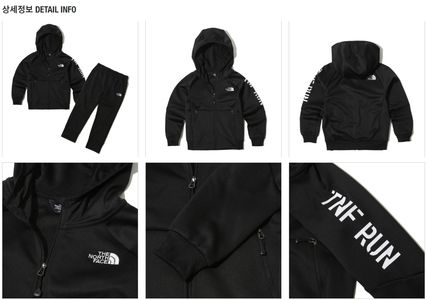 THE NORTH FACE キッズスポーツウェア 【新作】THE NORTH FACE ★ キッズ  K'S KEEP FIT TRAINING SET(18)