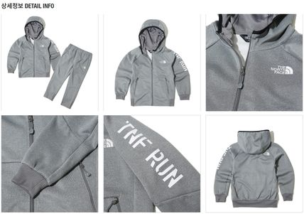 THE NORTH FACE キッズスポーツウェア 【新作】THE NORTH FACE ★ キッズ  K'S KEEP FIT TRAINING SET(19)