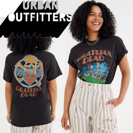 ●Urban Outfitters●人気  Grateful Dead  バンドT 黒