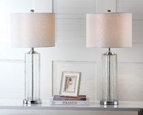 お得2個セット☆Collection Grant Clear 29-inch Table Lamp